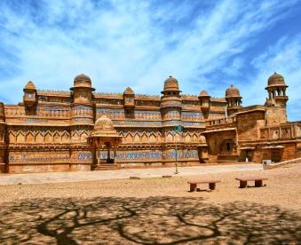 Gwalior Fort WS