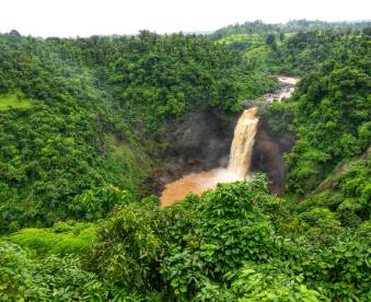 Jawhar Waterfalls